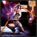 Raine Andyr, Jedi Knight by Ambient-Vibe