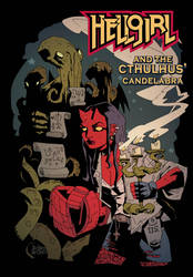 Hellgirl shirt by a-archer