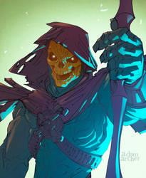 Skeletor by a-archer