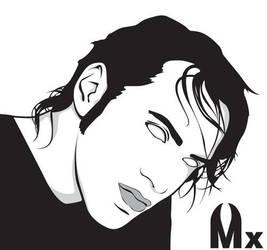 Mx Self Portait by mx1975