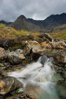 Small rapid, Coire na Creiche by Alex37