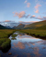 Glen Etive Sunset by Alex37
