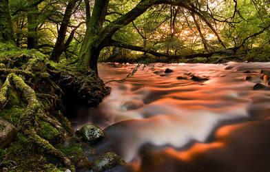 River Radiant: An alternative by Alex37