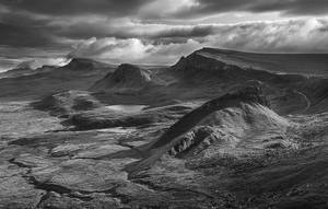 Quairang, Isle of Skye by Alex37