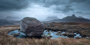 Torridonian Sandstone by Alex37