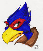 Falco - markers by DeviDarkWolf