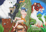 The Jungle Book by nessi6688