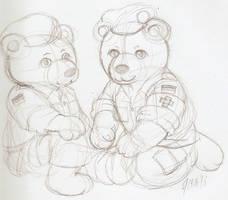 San-Bear by nessi6688