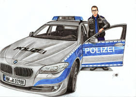 Polizei Hamburg by nessi6688