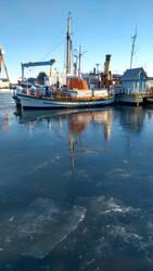 Kiel in January by nessi6688
