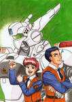 Patlabor by nessi6688