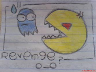Pac-man's Revenge by Viryalex13