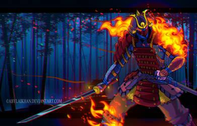 Samurai by Abylaikhan