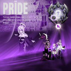 Pride, Third of the Deadly Sins by yugioh1985