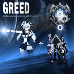 Greed, Sixth of the Deadly Sins by yugioh1985
