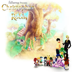 Christopher Robin Spoof (2018) by yugioh1985