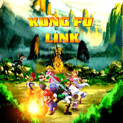 Kung Fu Link Spoof 2018  by yugioh1985
