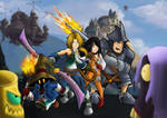 Final Fantasy IX 18 years tribute by VinceML