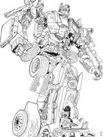 Prime WIP - Pencils by PainthatImausedto