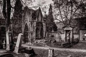 Graveyard Pod vyhlidkou III by Pildik