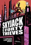 SkyJack TPB cover by sergicr
