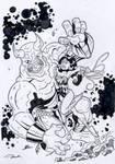 Wonder Woman by sergicr