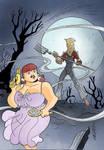 Farmer's Ghost by sergicr