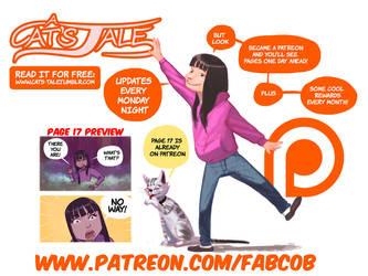 Catstale Patreon by FabianCobos