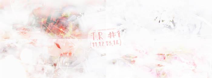 T.R #1 (11,12,13,14) by ilbehereHrjn
