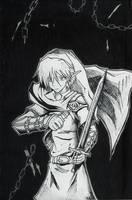 Awaken, the Hero Breaks Free Skyward. by SillyPenguin2
