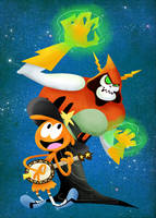 Wander Over Yonder by robotoco