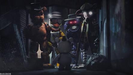 Alley by BugzBob