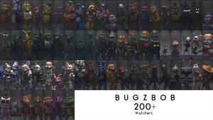 Thanks again!!! (200+ Watchers) by BugzBob