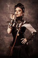 Steampunk XXIV by Luria-XXII