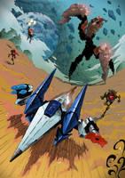 Starlink Battle for Atlas featuring Starfox by Joelchan
