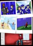 AGU Page 1 by RayneShikama