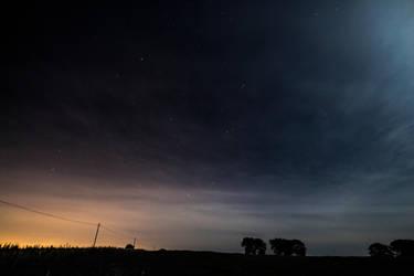 Nights Sky by whitephotographySCOT