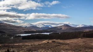 Loch Tulla by whitephotographySCOT