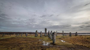 Standing Stones by whitephotographySCOT