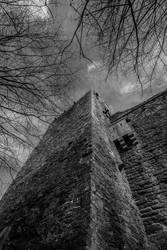 Doune Castle by whitephotographySCOT