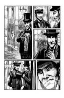 Dodge And Twist Page 5 by tim12s