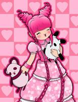 Plushie Lolita by princessmacaron