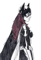 Batgirl by EliM18