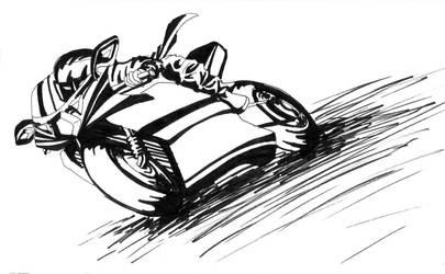 Speed Demon by Tinselcat