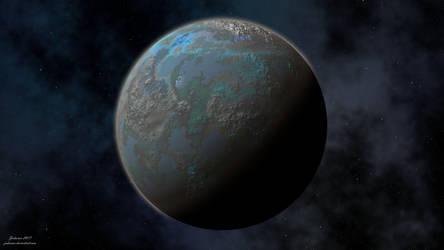 Planet 00028 by Jadeonar