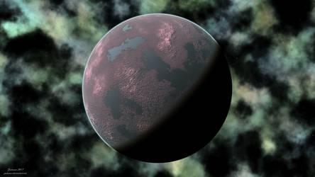Planet 00030 by Jadeonar