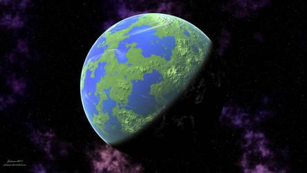 Planet 00032 by Jadeonar
