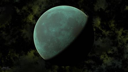 Planet 00033 by Jadeonar