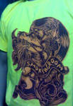 hardboardprintt-shirt by smokingroom