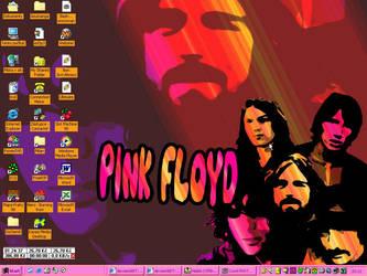 Pinky Floydy desktop by KakiBonham